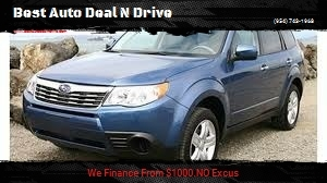 2009 Subaru Forester for sale in Hollywood, FL