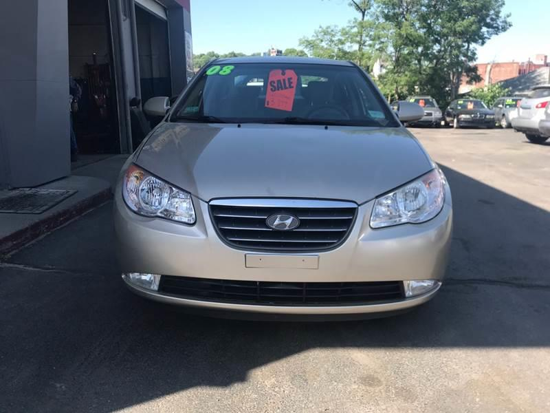 2008 Hyundai Elantra For Sale At One Stop Auto Group In Fitchburg MA