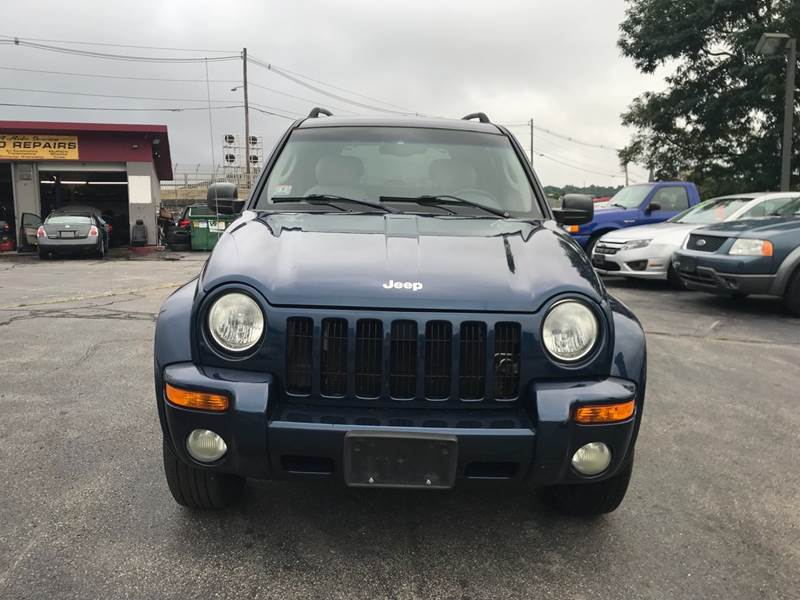 2003 Jeep Liberty For Sale At One Stop Auto Group In Fitchburg MA
