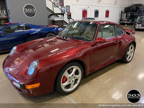 1996 Porsche 911 For Sale In Beaverton Or