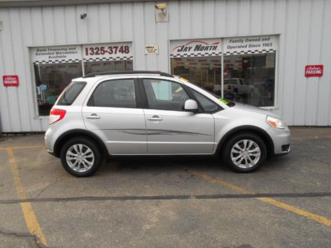 2013 Suzuki SX4 Crossover for sale in Springfield, OH