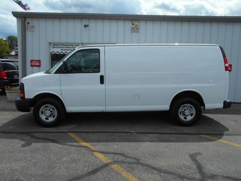 2015 Chevrolet Express Cargo for sale in Springfield, OH
