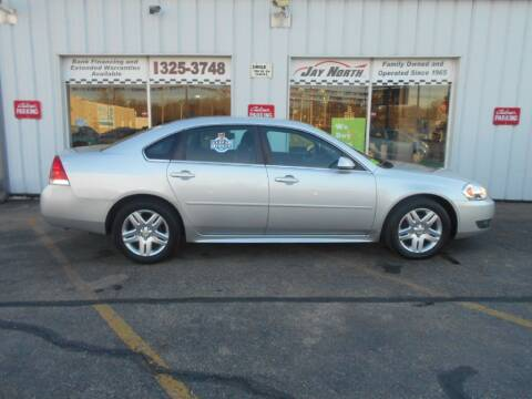 2011 Chevrolet Impala for sale in Springfield, OH