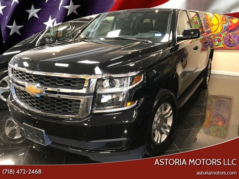 2018 Chevrolet Suburban for sale at Astoria Motors LLC in Long Island City NY