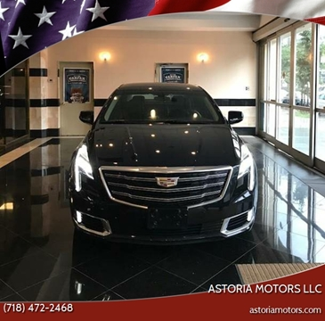 2018 Cadillac XTS for sale at Astoria Motors LLC in Long Island City NY