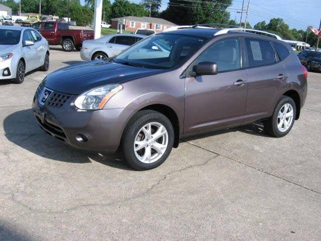 2008 Nissan Rogue For Sale At Bennett Motors, Inc. In Mayfield KY