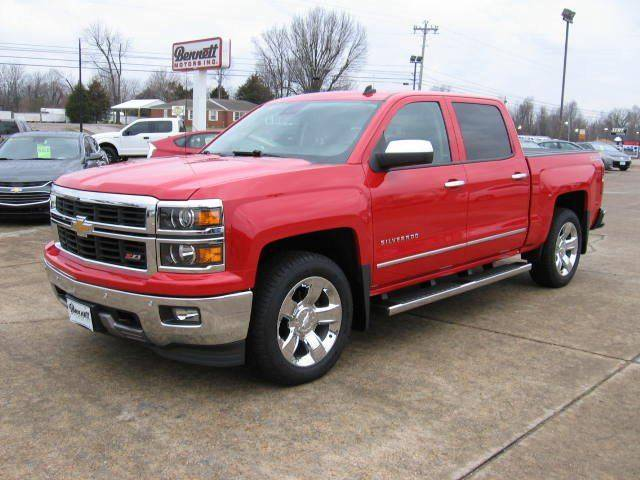 2014 Chevrolet Silverado 1500 Ltz Z71 In Mayfield Ky Bennett