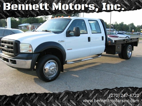 2007 Ford F-450 Super Duty for sale in Mayfield, KY