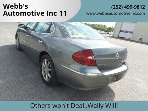 2005 Buick LaCrosse for sale in Morehead City, NC
