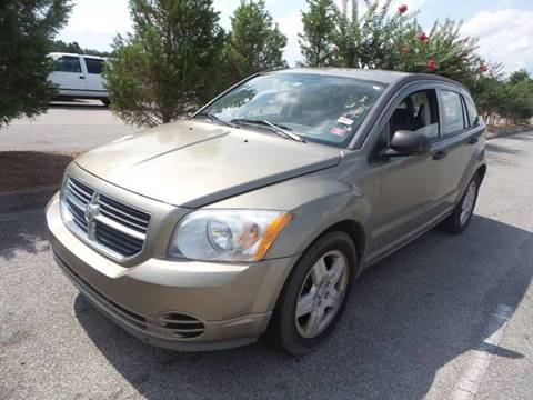 2008 Dodge Caliber for sale at Wally's Cars ,LLC. in Morehead City NC