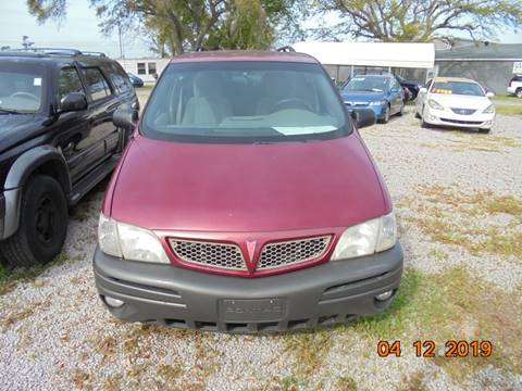 2004 Pontiac Montana for sale in Morehead City, NC