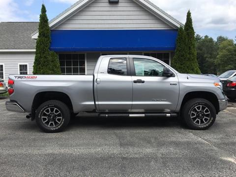 used toyota tundra for sale in maine. Black Bedroom Furniture Sets. Home Design Ideas