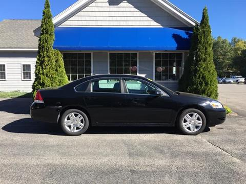 2014 Chevrolet Impala Limited for sale in Gorham, ME