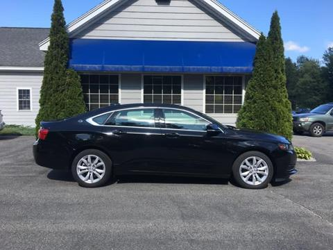 2017 Chevrolet Impala for sale in Gorham, ME