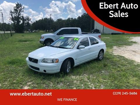 2006 Volvo S60 for sale at Ebert Auto Sales in Valdosta GA