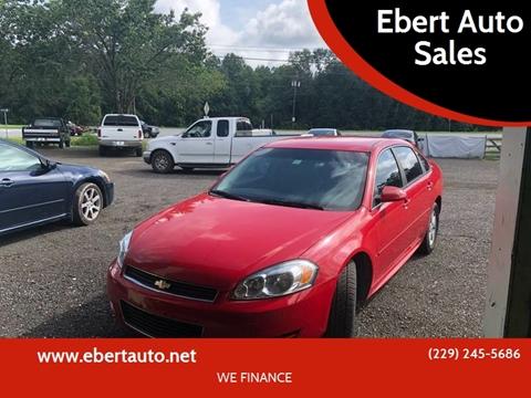 2009 Chevrolet Impala for sale at Ebert Auto Sales in Valdosta GA