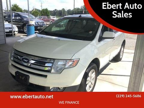 2008 Ford Edge for sale at Ebert Auto Sales in Valdosta GA