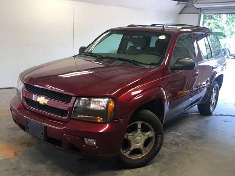 2008 Chevrolet TrailBlazer for sale at Ebert Auto Sales in Valdosta GA