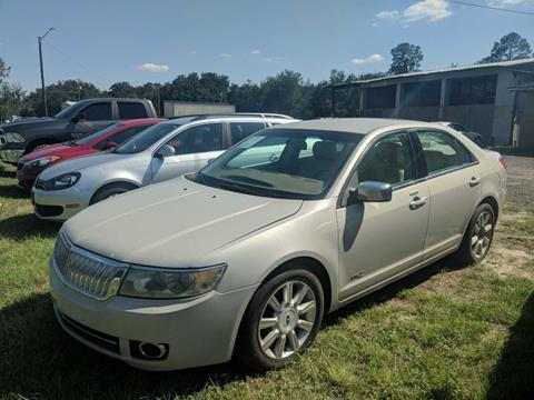 2007 Lincoln MKZ for sale in Valdosta, GA