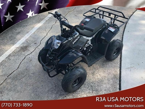 2018 Peace Sports 110cc ATV for sale in Lawrenceville, GA