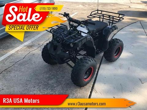 2018 Peace Sports 125CC ATV for sale in Lawrenceville, GA