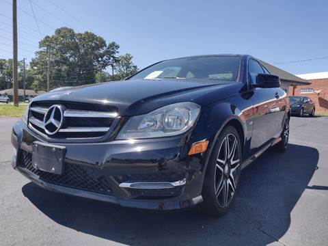 2015 Mercedes-Benz C-Class for sale at R3A USA Motors in Lawrenceville GA