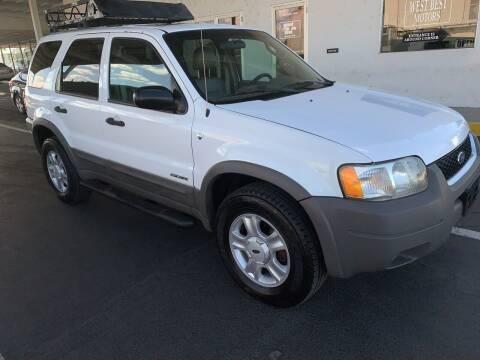 2002 Ford Escape for sale in Sacramento, CA