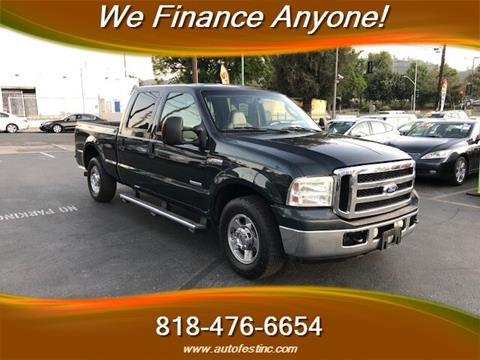 2007 Ford F-250 Super Duty for sale in Los Angeles, CA