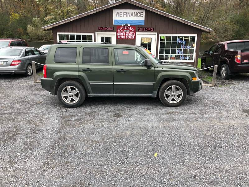 2008 Jeep Patriot For Sale At PT Auto LLC In Waterloo NY