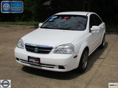 2007 Suzuki Forenza for sale in Garland, TX