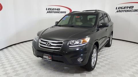 2012 Hyundai Santa Fe for sale in Garland, TX