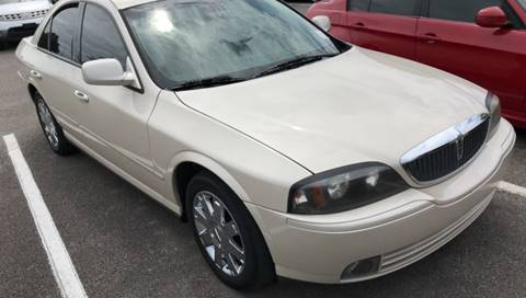 2003 Lincoln LS for sale at Highway 41 South Motorplex in Springfield TN