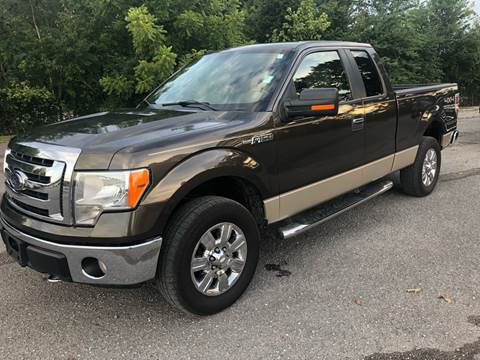 2009 Ford F-150 for sale at Highway 41 South Motorplex in Springfield TN