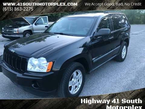 2007 Jeep Grand Cherokee for sale at Highway 41 South Motorplex in Springfield TN