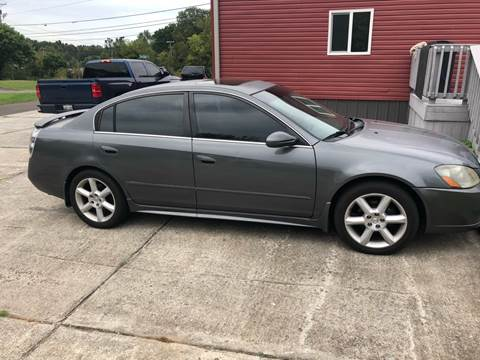 2005 Nissan Altima for sale at Highway 41 South Motorplex in Springfield TN
