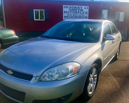 2007 Chevrolet Impala for sale at Highway 41 South Motorplex in Springfield TN