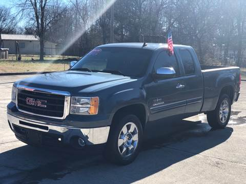 2009 GMC Sierra 1500 for sale at Highway 41 South Motorplex in Springfield TN