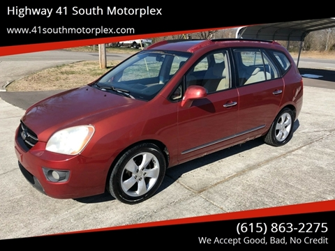 2007 Kia Rondo for sale at Highway 41 South Motorplex in Springfield TN