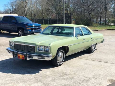 1975 Chevrolet Caprice for sale at Highway 41 South Motorplex in Springfield TN