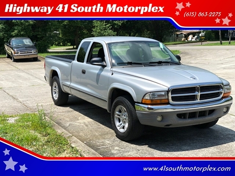 2004 Dodge Dakota for sale at Highway 41 South Motorplex in Springfield TN