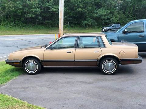 1985 Chevrolet Celebrity for sale at Highway 41 South Motorplex in Springfield TN