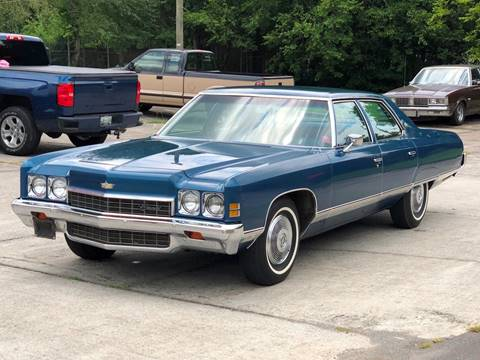 1972 Chevrolet Caprice for sale at Highway 41 South Motorplex in Springfield TN