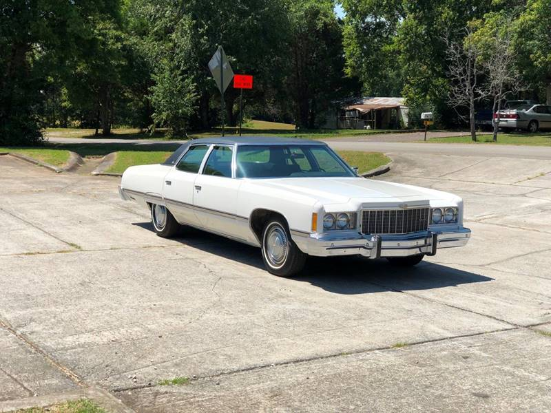 1974 Chevrolet Caprice for sale at Highway 41 South Motorplex in Springfield TN