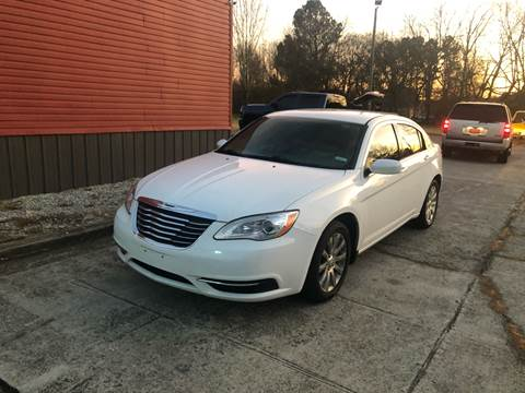 2011 Chrysler 200 for sale at Highway 41 South Motorplex in Springfield TN