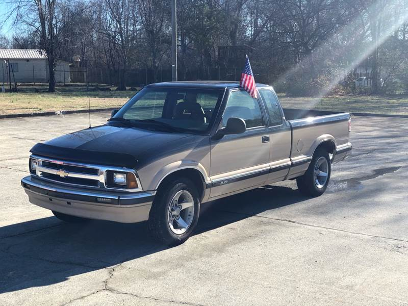 1995 Chevrolet S-10 for sale at Highway 41 South Motorplex in Springfield TN