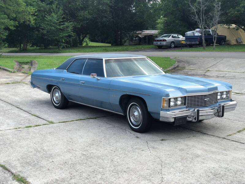 1974 Chevrolet Impala for sale at Highway 41 South Motorplex in Springfield TN