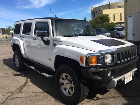 2008 HUMMER H3 for sale at MotorSport Auto Sales in San Diego CA