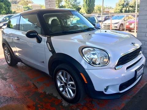 2014 MINI Paceman for sale at MotorSport Auto Sales in San Diego CA