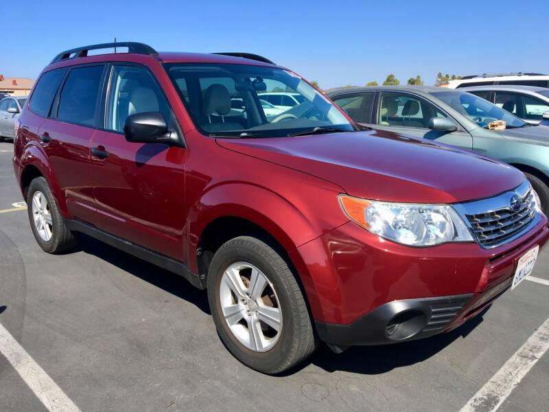 2010 Subaru Forester for sale at MotorSport Auto Sales in San Diego CA