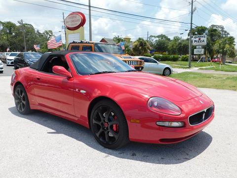 2003 Maserati Spyder For Sale Carsforsale
